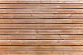 Wooden siding — Stock Photo