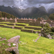 Inca city Machu Picchu (Peru)  — Stock Photo