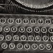 Stock Photo: Antique Typewriter IV