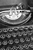 Antique Typewriter — Stock Photo