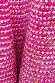 Pink Christmas Tree Background — Stock Photo