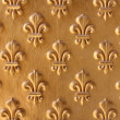 Many Fleur de lis — Stock Photo
