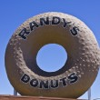 World Famous Randy's Donuts — Stock Photo