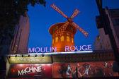 Moulin Rouge, Paris — Stock Photo
