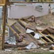 Stock Photo: Tornado Storm Damage VII