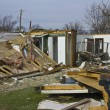 Stock Photo: Tornado Storm Damage XII