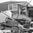 Stock Photo: Tornado Storm Damage XIII