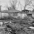 Stock Photo: Tornado Storm Damage XIV