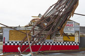 Tornado Storm Damage VIII — Stock Photo