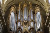Ile Saint Louis Cathedral Organ in Paris — Stock Photo