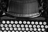 Antique Typewriter X — Foto de Stock