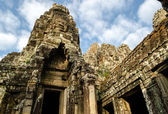 Camboya. iva de angkor. hram bayon — Foto de Stock