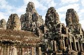 Cambodia. Angkor vat. Bayon Hram — Stock Photo