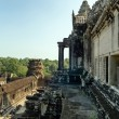 The temple of Angkor Wat, Siem Reap — Stock Photo #43513183