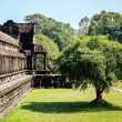 The temple of Angkor Wat, Siem Reap — Stock Photo #43514537