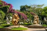 The Million Years Stone Park — 图库照片