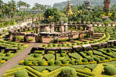 Nong Nooch Tropical Botanical Garden — Stock Photo