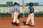 бейсбол — Стоковое фото