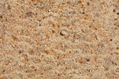 Rusty metal surface with debris elements — Stock Photo