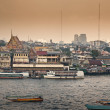 Stock Photo: Hazy Bangkok
