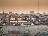 Hazy Bangkok — Stock Photo
