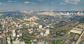 Bangkok panorama — Stock Photo