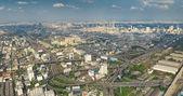 Bangkok panorama — Stok fotoğraf