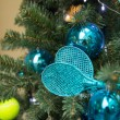 Tennis tree — Stock Photo