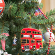 British style christmas tree — Stock Photo #36040715