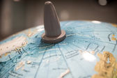 Top the world — Stockfoto