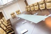 Pokój konferencyjny — Zdjęcie stockowe