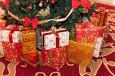 Christmas presents — Foto de Stock