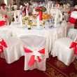 Banquet hall — Stock Photo #38047797