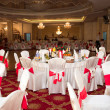 Banquet hall — Stock Photo #38047803