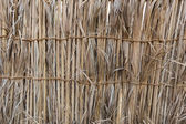 Straw pattern background — Stock Photo