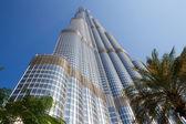 DUBAI, UNITED ARAB EMIRATES - JANUARY 20: Tower Burj Khalifa v — Stock Photo