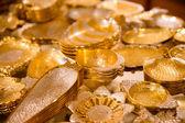 Goldish ware — Stock Photo