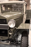 Military vintage car — Stock fotografie