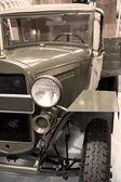 Military vintage car — Stock Photo