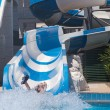 Water slides — Stock Photo #47141767