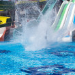 Water slides — Stock Photo #47143051