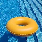 Постер, плакат: Swimming Pool Inner Tube