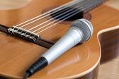 Gitarr — Stockfoto