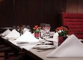 Ajuste fino de mesa — Foto Stock