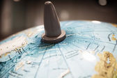 Top the world — Stock Photo