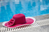 Pink hat — Stock Photo