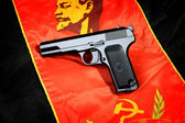 Tokarev pistol — Stock Photo