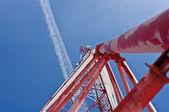 Torre de antena — Foto de Stock