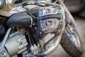 Motorcycle parts — Stock fotografie