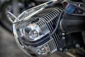 Motorcycle parts — Foto Stock